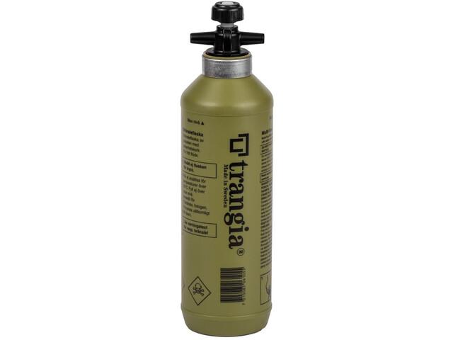 Trangia Safety Bottle 500ml Olive